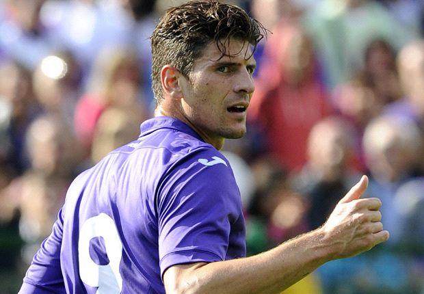 mario gomezMario Gomez Fiorentina