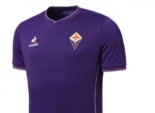 Terza Maglia Fiorentina nuove
