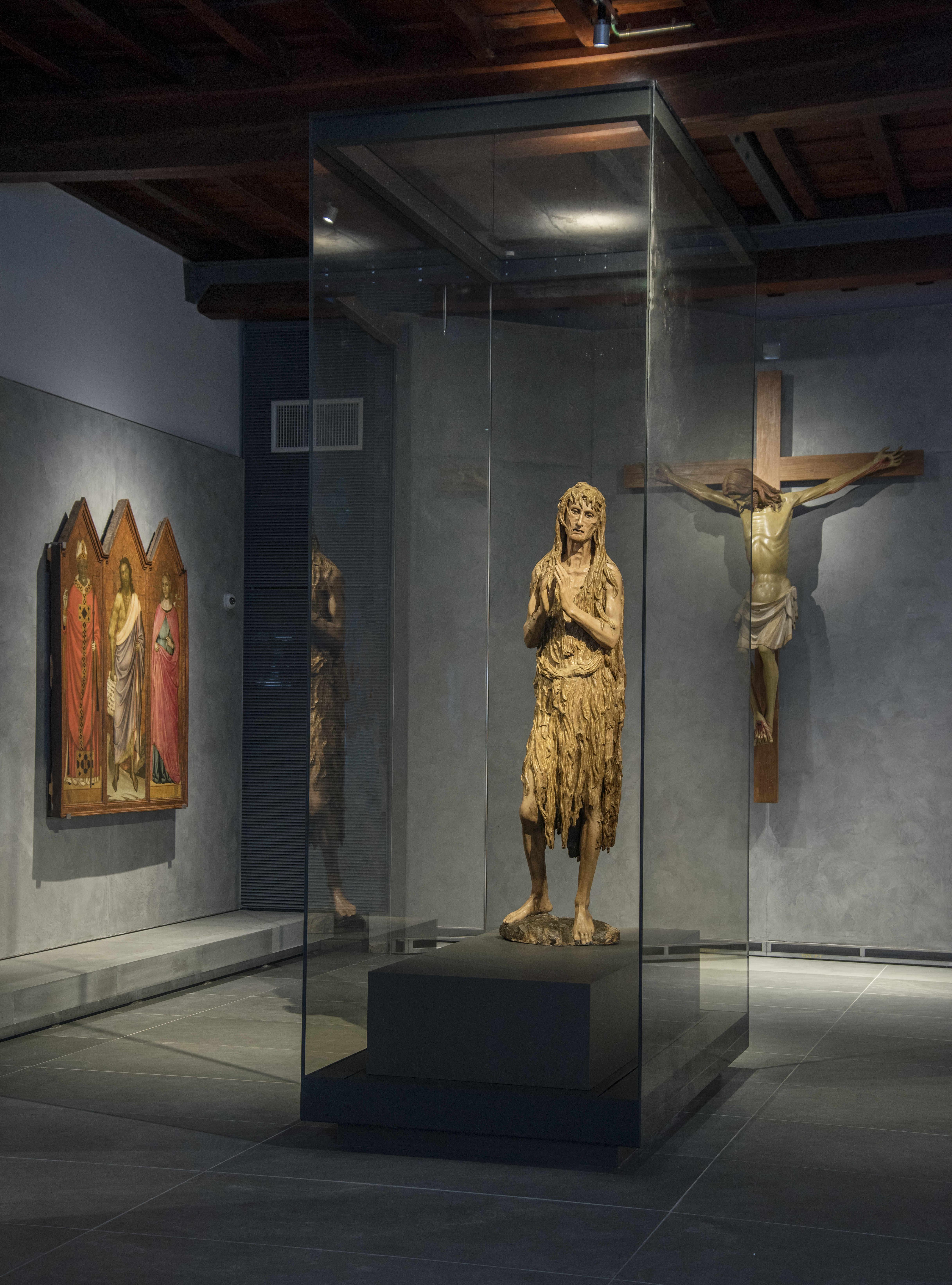 Museo Del Duomo Firenze.Opere Mai Viste Apre A Firenze Il Nuovo Museo Dell Opera Del Duomo