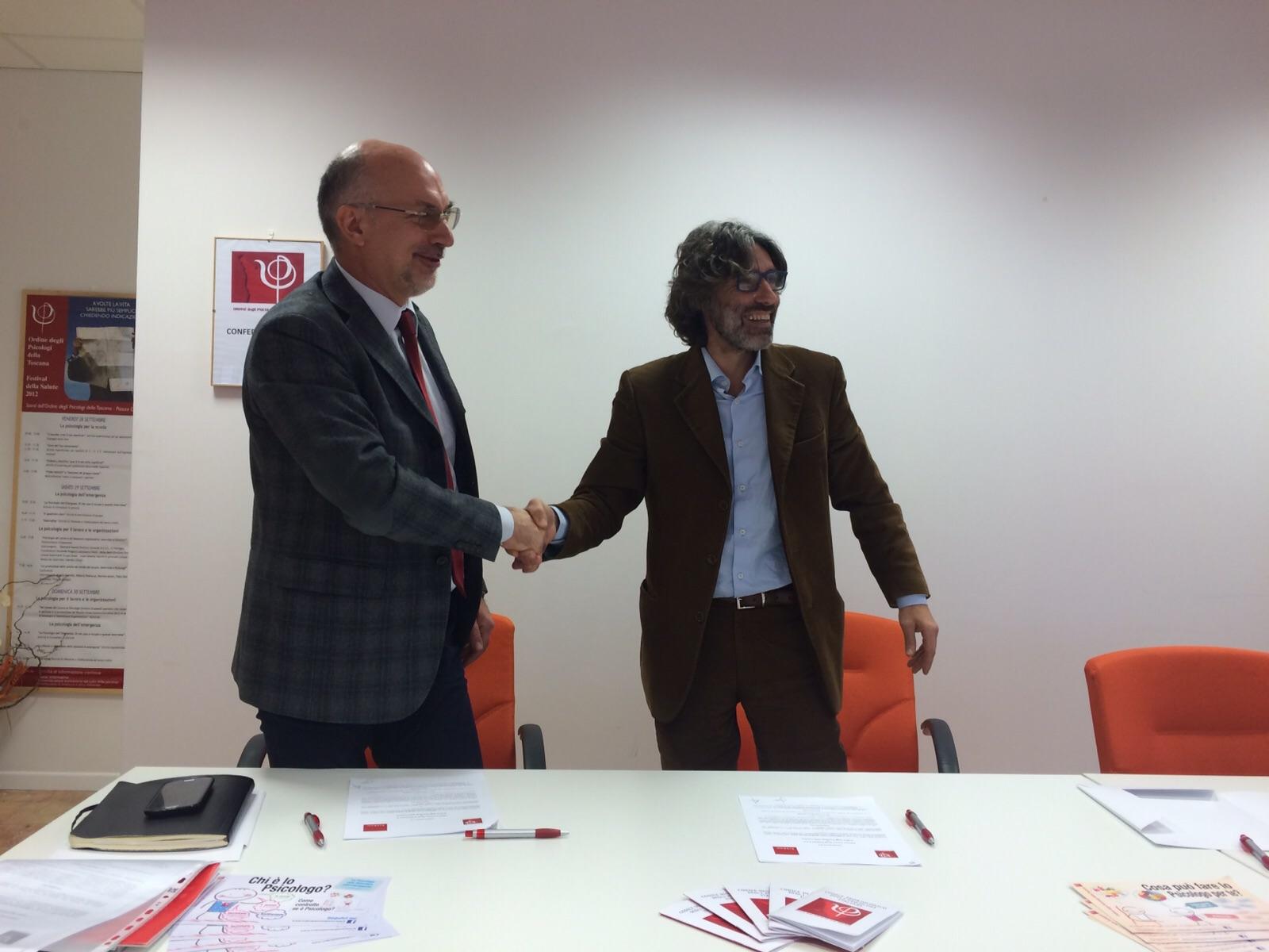 Accordo Ordine Psicologi Toscana Edizioni Centro Studi