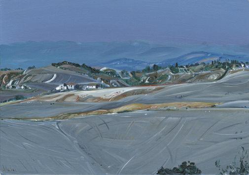 Odor di terra nei colori dei paesaggi senesi al via la for Nei progetti domestici di terra