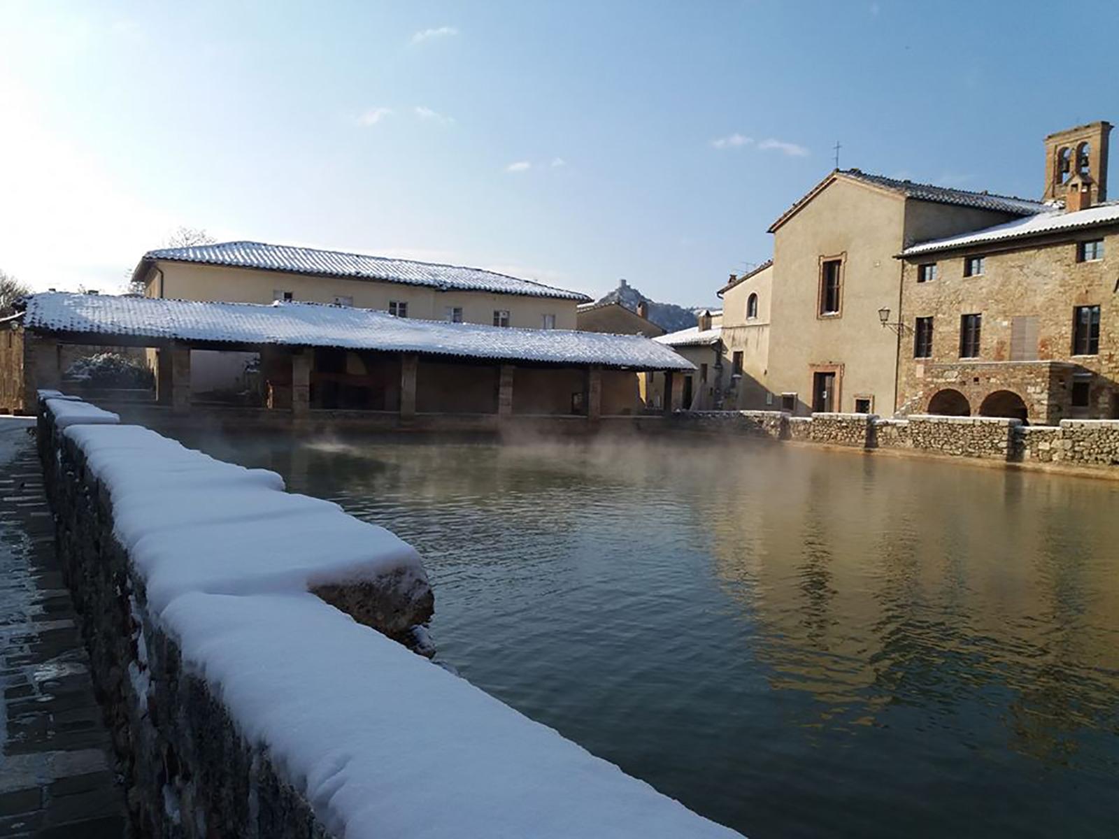 Neve e maltempo. La Toscana cambia forme e colore | agenziaimpress.it