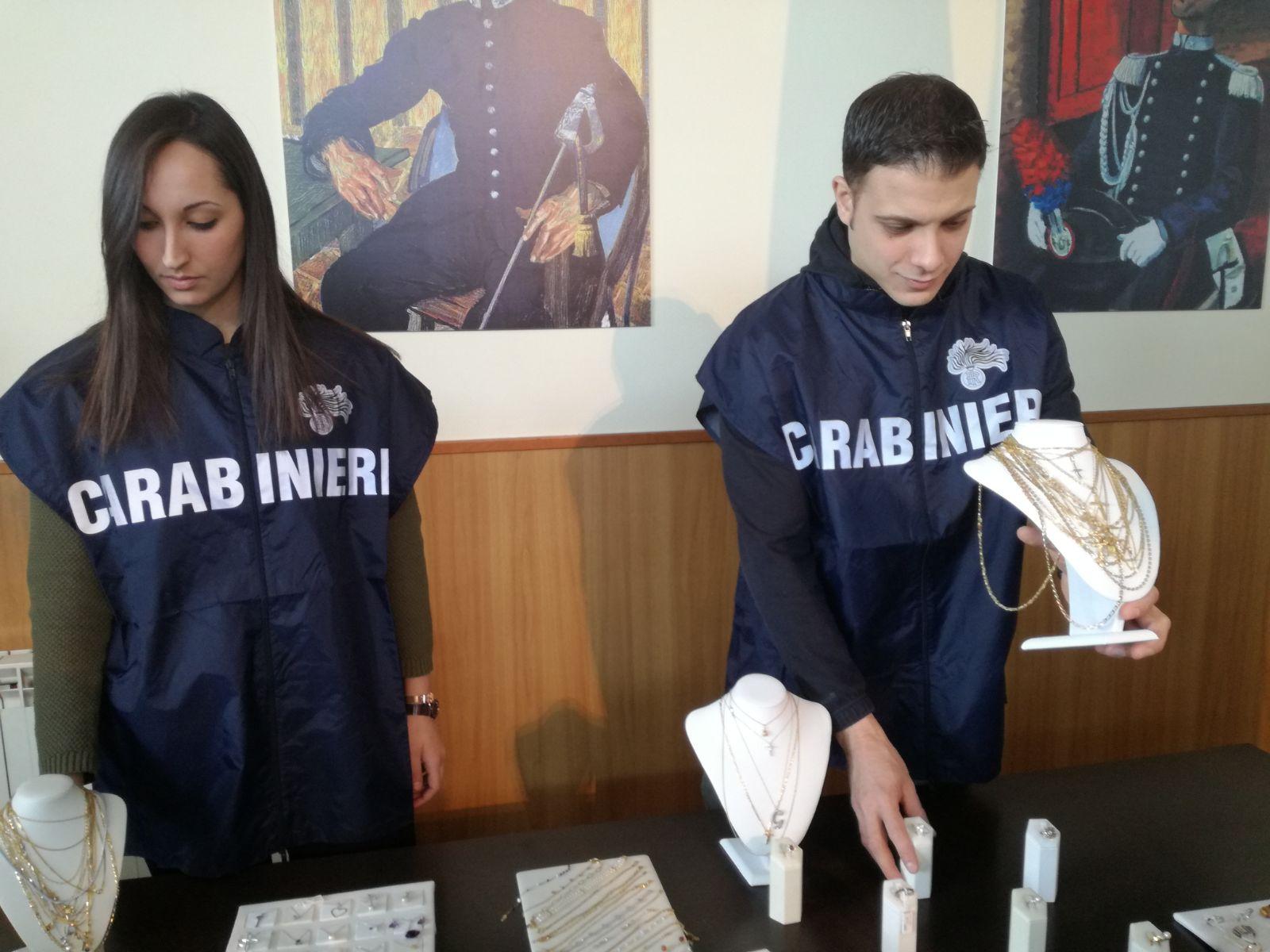 Operazione Off-Line: scoperto gruppo criminale responsabile di 66 furti