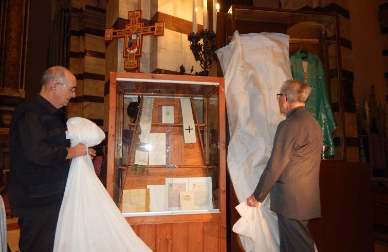 Il furto. Rubato il calice di Papa Paolo VI dalla comunità di ... 42a768491a4