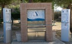 A Badia a Elmi si inaugura la fontana di acqua pubblica