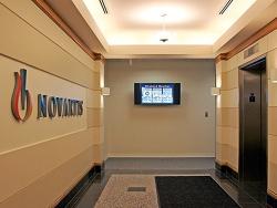 Sciopero alla Novartis di Siena, i lavoratori presidiano i cancelli