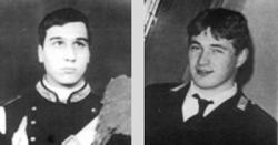 Savastano e Tarsilli, Monteroni d'Arbia si stringe nel ricordo dei due carabinieri