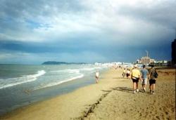 Estate 2010 a Viserba, si rinnova l'appuntamento con le vacanze al mare per gli anziani
