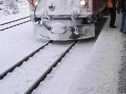 Disagi per neve, dal 25 marzo via ai rimborsi ferroviari