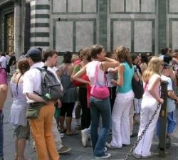 Ponte tricolore, in Toscana 52mila presenze in più