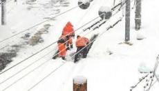 Black Out sotto la neve, sindaci senesi contro Enel. Solo sei mesi fa inaugurata una centrale geotermica a Chiusdino