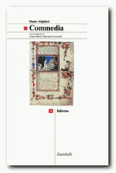 L'Inferno dantesco con i commenti di Chiavacci Leonardi: un'edizione finita in tutti i banchi di scuola d'Italia