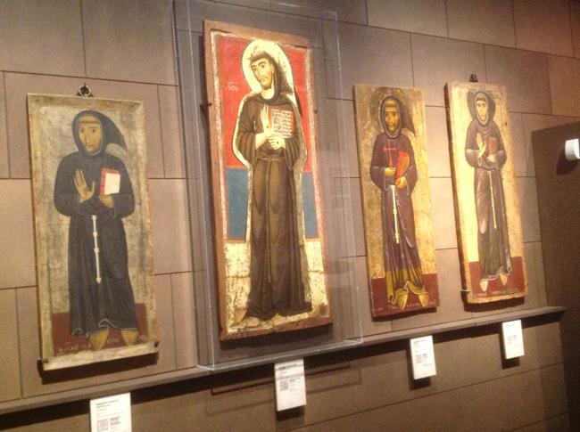 L'arte di Francesco. Sguardo a Oriente tra capolavori e rarità sul poverello di Assisi