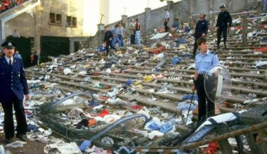 Heysel 30 anni dopo. Il Gonfalone della Toscana ai familiari delle vittime