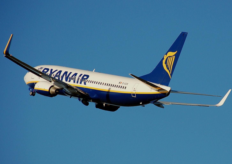 Ryanair annuncia il piano per l'estate. 191 voli da Pisa verso 46 rotte