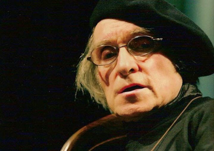 Guido Ceronetti, un viandante a Cetona. E quel braccio alla ricerca di sostegno
