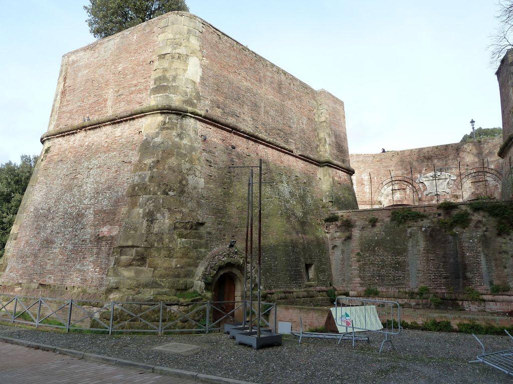 Fortezza Medicea, un parco letterario
