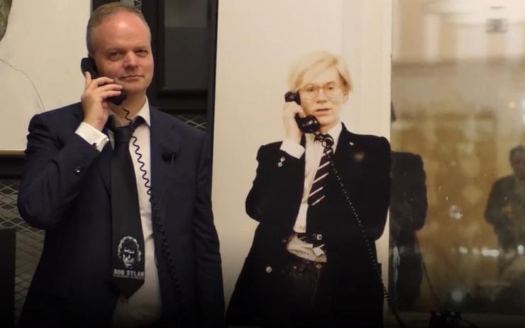 Musei, Eike Schmidt invita il popolo del rock agli Uffizi