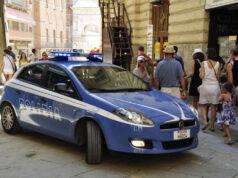 Foto da comunicato Polizia