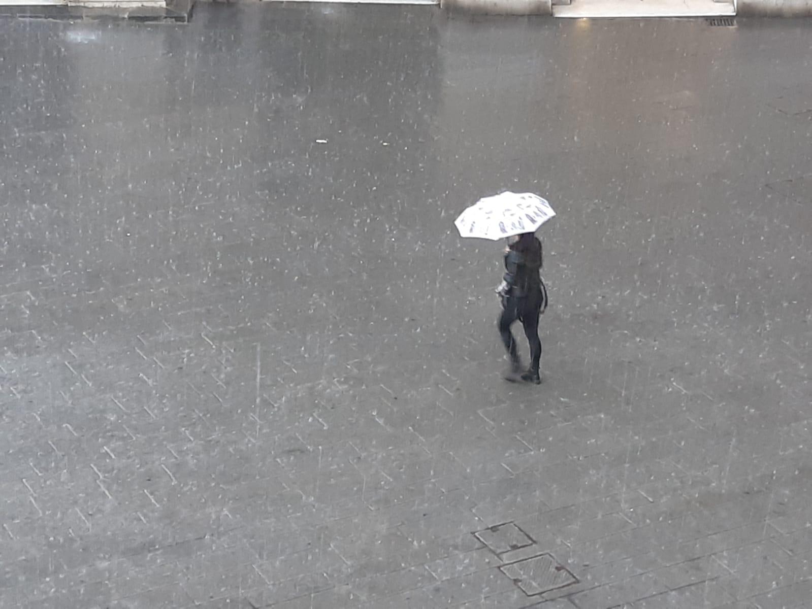 Maltempo, in arrivo temporali e forti piogge su tutta la Toscana