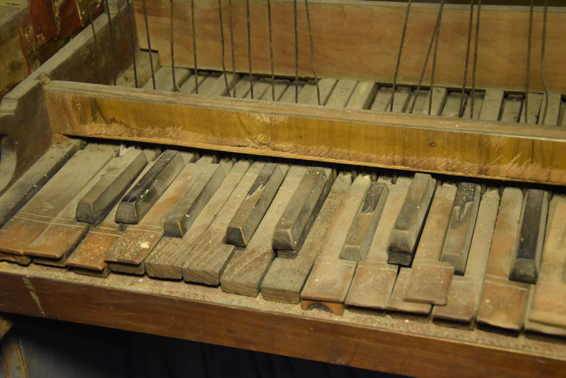 Recupero prezioso. Fu l'organo suonato da Puccini, ecco il progetto degli studenti per restaurarlo e salvarlo dall'abbandono