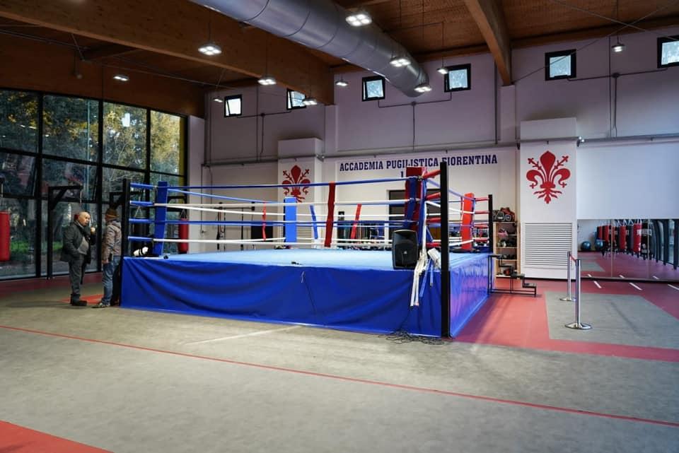 Centro di eccellenza per la boxe. Inaugurata una nuova modernissima palestra comunale