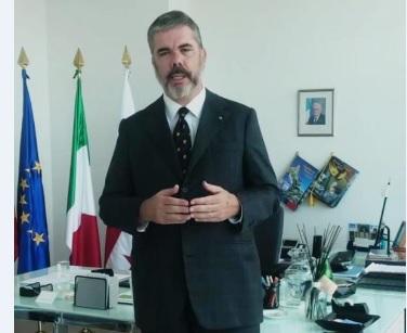 """Accordo Siena-Panama. L'ambasciatore Massimo Ambrosetti: """"Fare di Siena una parte della propria vita"""""""