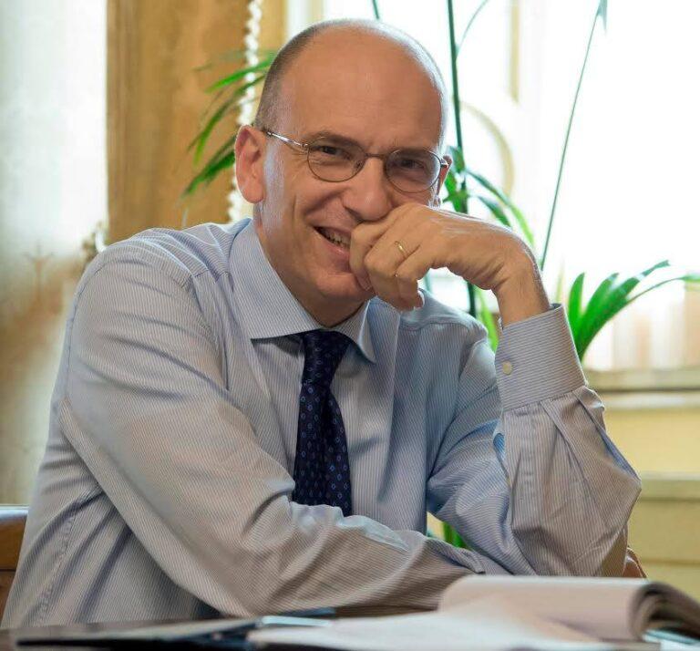 Enrico Letta scioglie la riserva. Sarà candidato alle suppletive per il collegio di Siena