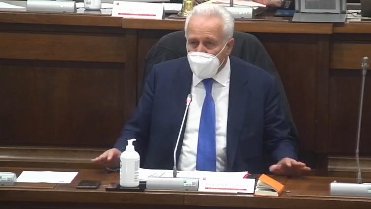 """Giani: """"No a privatizzazione per incorporazione. Senza Mps sarebbe un'altra Toscana che noi non vogliamo"""""""