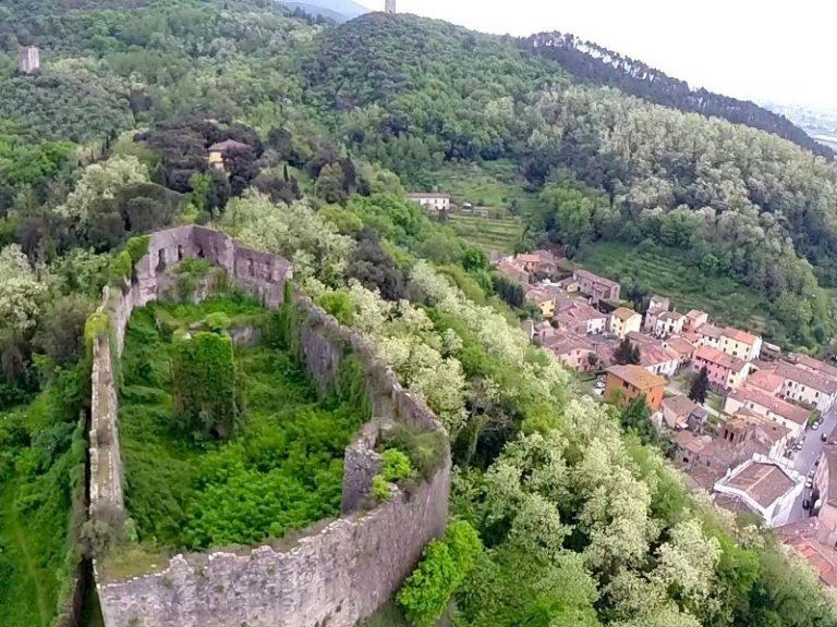 San Giuliano Terme si riprende la sua storia. La Rocca di Ripafratta torna alla comunità e riapre i battenti