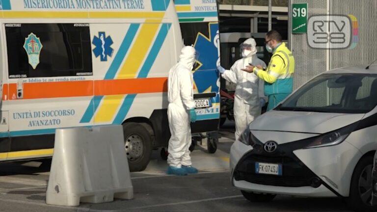 Ospedali di nuovo al collasso, preoccupa la situazione nell'Asl Toscana centro