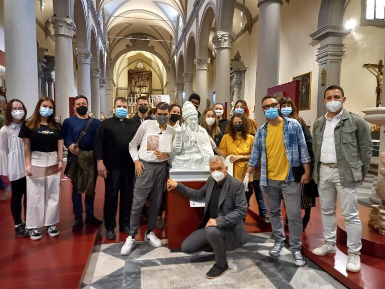 Il museo di arte sacra di Volterra diventa accessibile. Nasce il percorso per gli ipovendenti