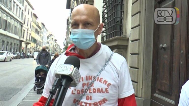 In catene per gli ospedali di Volterra e Massa Marittima