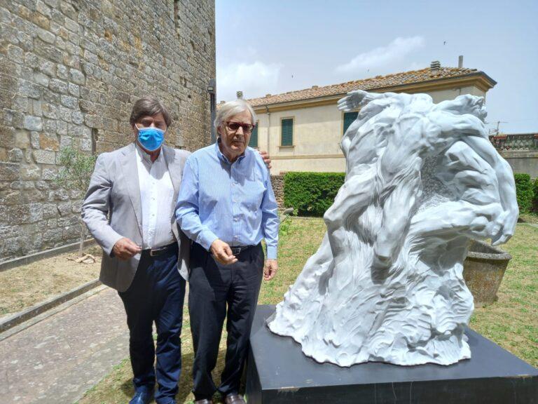 Rubeus et alii, Volterra omaggia il genio di Rosso Fiorentino nei 500 anni della Deposizione dalla Croce