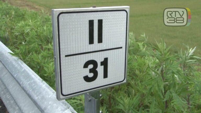 Sr429, nella strada presenza di keu 26 volte oltre il limite