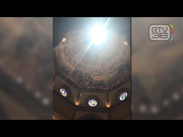 Il sole nello gnomone, nel Duomo di Firenze si ripete lo spettacolare fenomeno astronomico