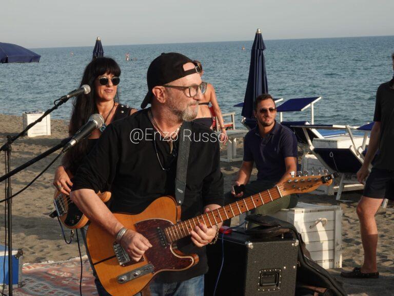 Sergio Caputo all'Ultima Spiaggia sulle note dei mitici anni 80