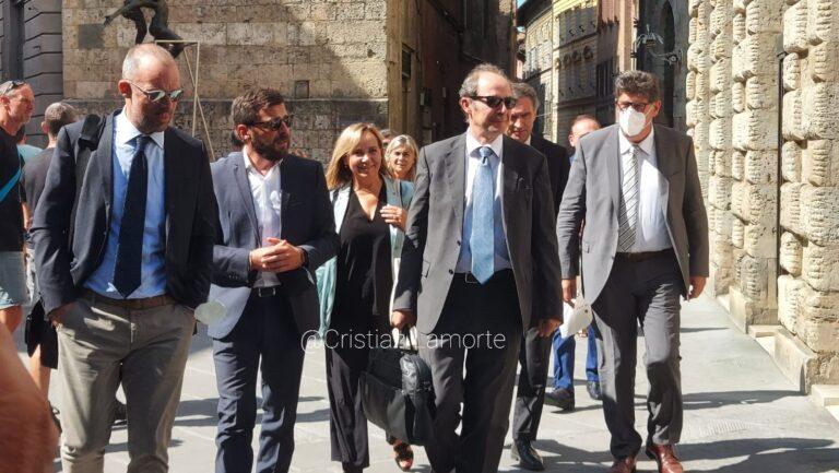 Morte David Rossi, la Commissione d'inchiesta a Siena, Zanettin: «Cerchiamo di chiarire tanti dubbi»
