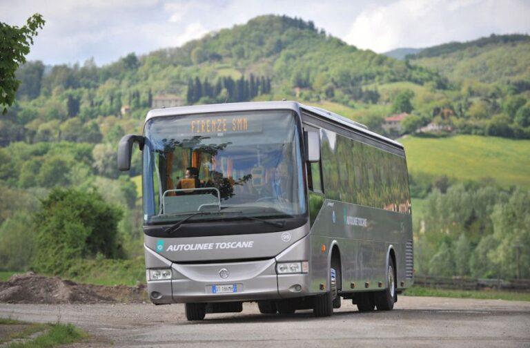 Autolinee Toscane, in una settimana 3mila passeggeri registrati on line