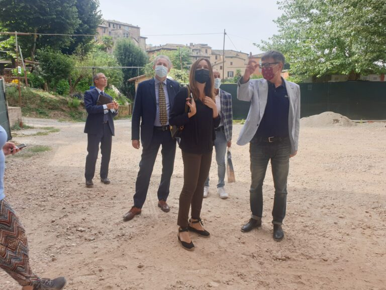 Il sottosegretario Borgonzoni in visita a Siena annuncia il nuovo soprintendente, sarà Gabriele Nannetti