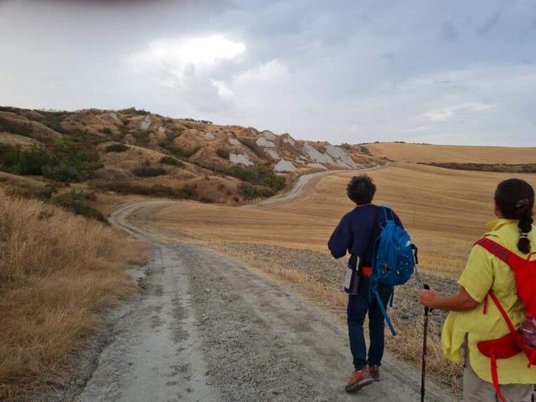 """Nasce il Sentiero naturalistico """"Le Biancane di Leonina"""", un paesaggio unico a portata di cammino"""